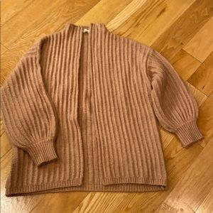 Truly Madly Deeply Ava Open front cardigan